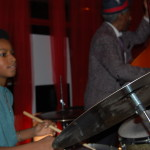 FUNDRAISER 2015 Friday Kojo on Drums